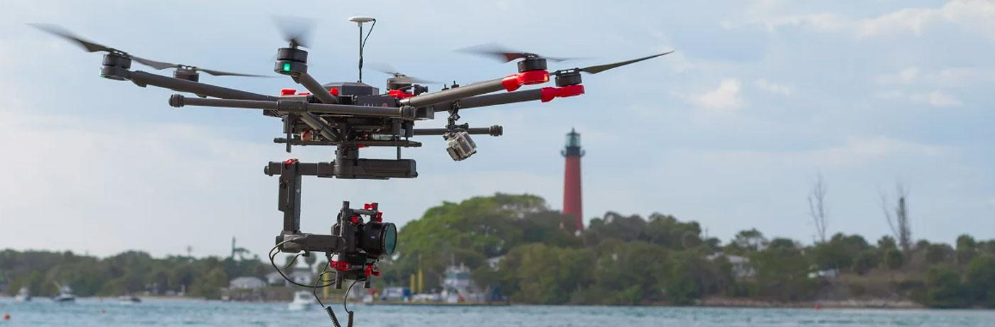 Aerial Videography and Photography