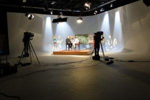 Studio + Multicamera + Set design